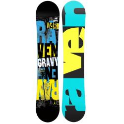 Snowboard Raven Gravy Gullwing 2017