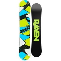 Snowboard Raven Shape Camrock
