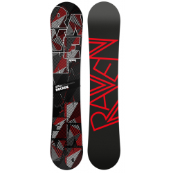 Snowboard Raven Decade Carbon Flat 2018