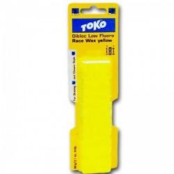 Smar ToKo Dibloc LF Race Wax yellow