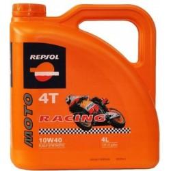 Olej Silnikowy REPSOL Moto Racing 10W-40 4T 4l