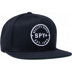 Czapka z Daszkiem SPY Circle Patch Snapback Czarna