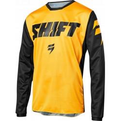 Bluza Jersey SHIFT WHITE N-S r.YS