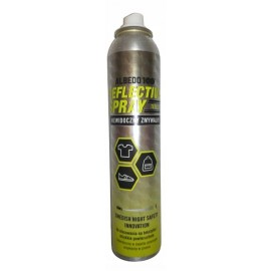 Spray odblaskowy ALBEDO 100 Niewidoczny Zmywalny