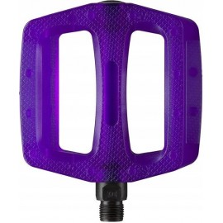 Pedały OCTANE ONE 2012 Nylon 97x92 mm 355g Violet