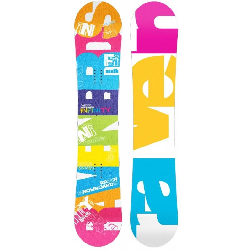 Snowboard Raven Infinity FlatRock 2015