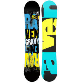 Snowboard Raven Gravy Junior Rocker 2018