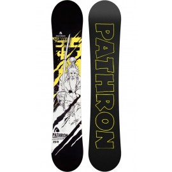 Snowboard Pathron Sensei Gulwing 2019