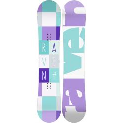 Snowboard Raven Laura Camrock 2018