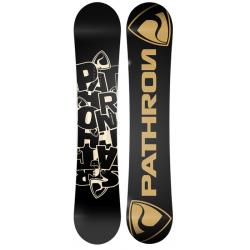 Snowboard Pathron Scratch Camrock 2018