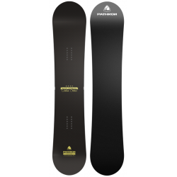 Snowboard Pathron Gold Carbon Series Camrock 2019
