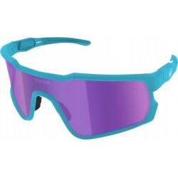 Okulary TRIPOUT Endo Purple 2 Szyby Etui Enduro